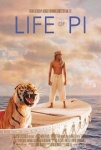 Life of Pi 2012 dvd