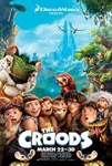 The Croods 2013 dvd