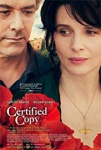 Certified Copy 2010 dvd
