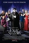 Dark Shadows 2012 dvd