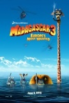 Madagascar 3: Europe's Most Wanted 2012 dvd
