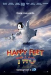 Happy Feet 2 2011 dvd