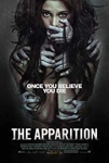 The Apparition 2012 dvd