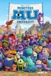 Monsters University 2013 dvd