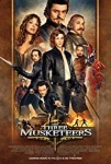 The Three Musketeerse 2011 dvd