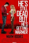 Warm Bodies 2013 dvd