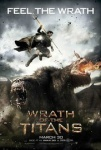 Wrath of the Titans 2012 dvd