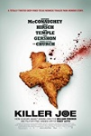 Killer Joe 2011 dvd