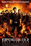 The Expendables 2 2012 dvd
