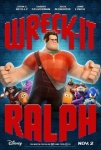 Wreck-It Ralph 2012 dvd