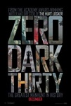 Zero Dark Thirty 2012 dvd