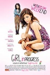 Girl in Progress 2012 dvd