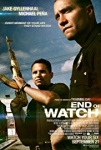 End of Watch 2012 dvd