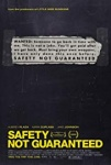 Safety Not Guaranteed 2012 dvd