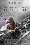 All Is Lost 2013 dvd