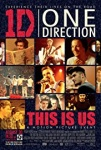 One Direction: This is Us 2013 dvd