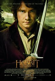 The Hobbit: An Unexpected Journey 2012 dvd