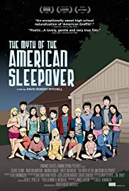 The Myth of the American Sleepover 2010 dvd