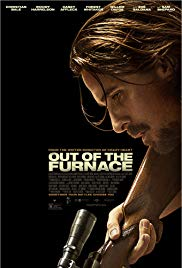Out of the Furnace 2013 dvd