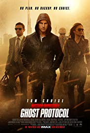 Mission: Impossible 4 - Ghost Protocol movie
