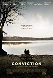 Conviction 2010 dvd