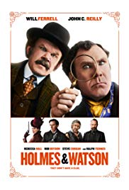 Holmes and Watson movie