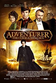 The Adventurer: The Curse of the Midas Box movie