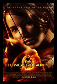 The Hunger Games 2012 dvd