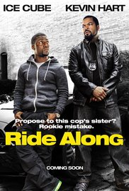Ride Along 2013 dvd