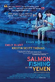 Salmon Fishing in the Yemen 2012 dvd
