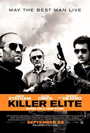 Killer Elite 2011 dvd