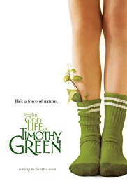 The Odd Life of Timothy Green 2012 dvd
