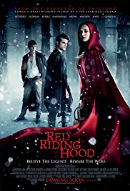 Red Riding Hood 2011 dvd