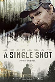A Single Shot 2013 dvd