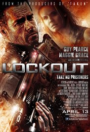 Lockout 2012 dvd