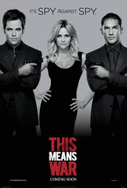 This Means War 2012 dvd
