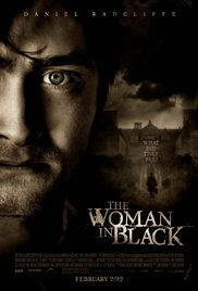 The Woman in Black 2012 dvd