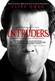 Intruders 2011 dvd