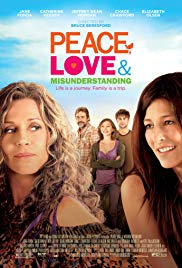 Peace, Love and Misunderstanding 2011 dvd