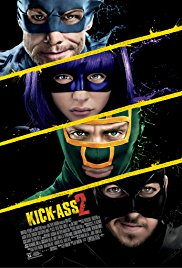 Kick-Ass 2 2013 dvd
