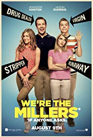 We're the Millers 2013 dvd