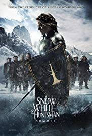 Snow White and the Huntsman movie