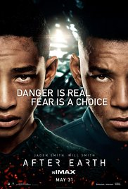After Earth movie