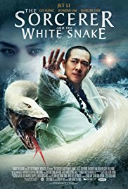 The Sorcerer and the White Snake movie
