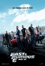 Fast and Furious 6 2013 dvd