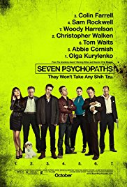 Seven Psychopaths 2012 dvd
