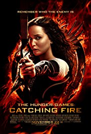 The Hunger Games 2: Catching Fire 2013 dvd