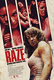 Raze movie