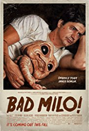 Bad Milo! movie