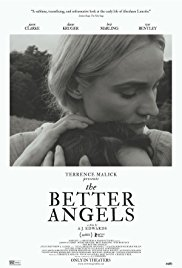 The Better Angels movie